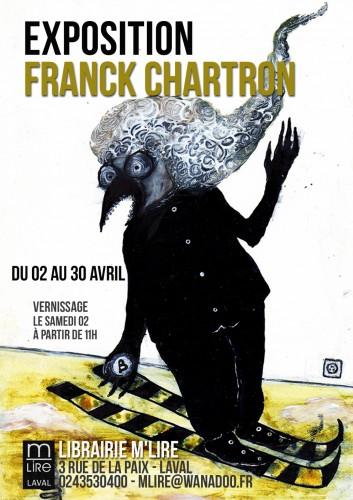 franck chartron, exposition, mlire