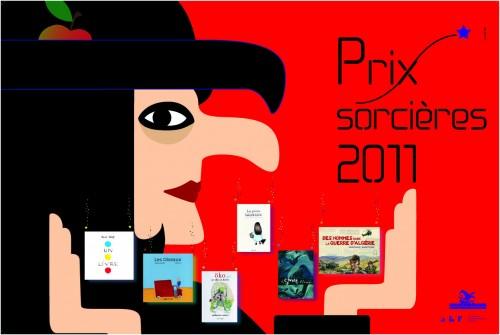 prix sorcières 2011