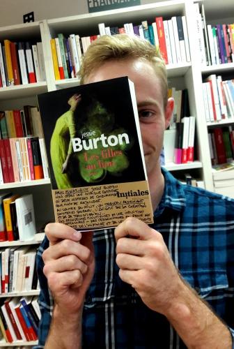 Les filles au lion, Jessie Burton,Gallimard, du monde entier, m'lire, littérature étrangère, serge vessot, librairie