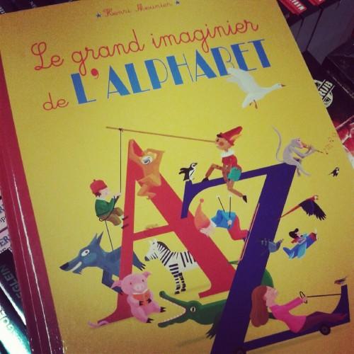LE GRAND IMAGINIER DE L'ALPHABET, henri meunier, gautier languereau, mlire, simon roguet