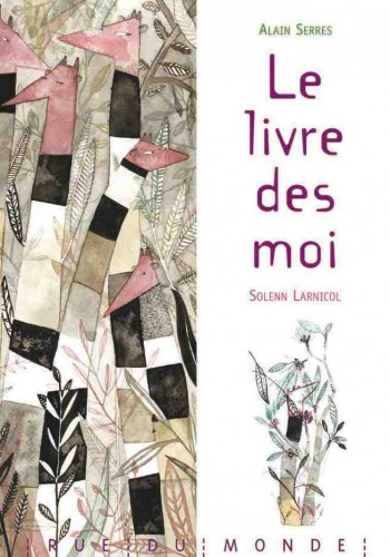 le livre des moi, solenn larnicol, alain serres, le garon, nomi schipfer, le kami de la lune, nathalie dargent, sandrine thommen, mlire