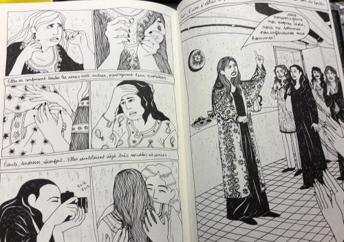 chloe wary, conduite interdite, steinkis, m'lire, dédicace, librairie, bd