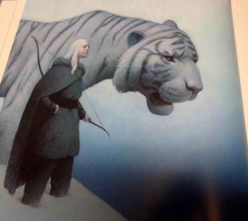 anya et tigre blanc,fred bernard,françois roca,albin michel jeunesse,album jeunesse,librairie m'lire,laval,simon roguet