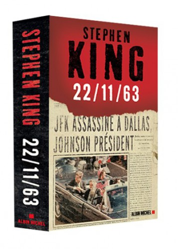 22/11/63, stephen king, guillaume boutreux, mlire, m'lire