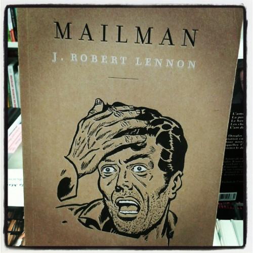 mailman, lennon, toussaint l'ouverture, mlire, fabien ruffaut, littérature étrangère