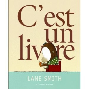 c'est un livre, lane smith