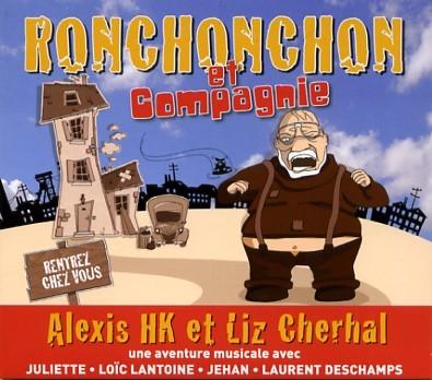 ronchonchon, alexis hk, liz cherhal, formulette, mlire