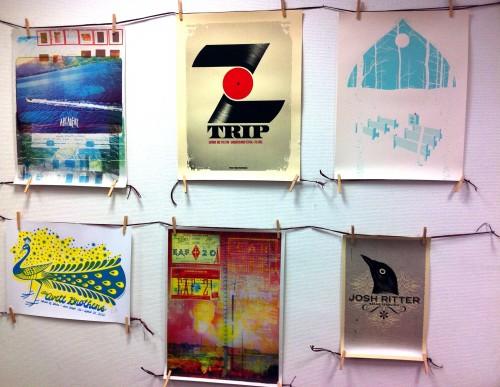 café crème, affiches, rock, art print, mlire