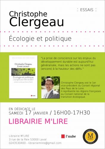 christophe clergeau,m lire,mlire,librairie m lire