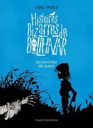 histoires bizarres de balthazar, chris mould, bayard jeunesse, roman illustré, m'lire, emilie thomas