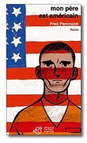 mon père est américain, fred paronuzzi, thierry magnier, librairie m'lire, roman ado, peine de mort, simon roguet