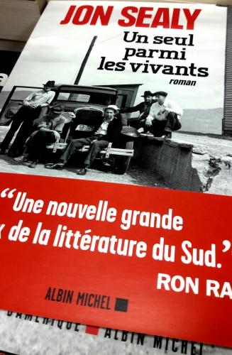 Un seul parmi les vivants, Jon Sealy, Albin Michel, m'lire, roman, états-unis,