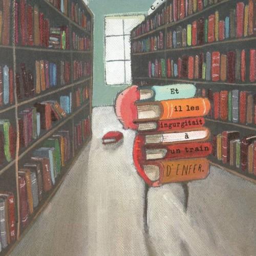 la laine magique de molosse, meschenmoser, 31 boites, cécile boyer, l'extraordinaire garçon qui dévorait les livres,