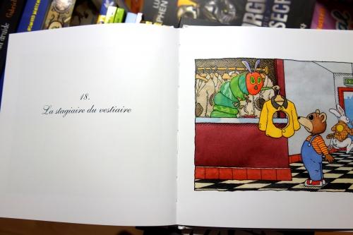les coulisses du livre jeunesse,gilles bachelet,atelier du poisson soluble,librairie m'lire,albums jeunesse,simon rogeut