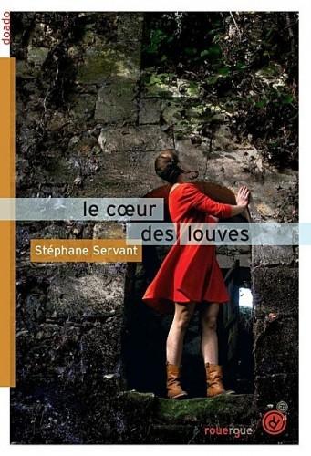 le coeur des louvesn stéphane servant,rouergue,doado,m'lire,librairie jeunesse,roman ado,simon roguet