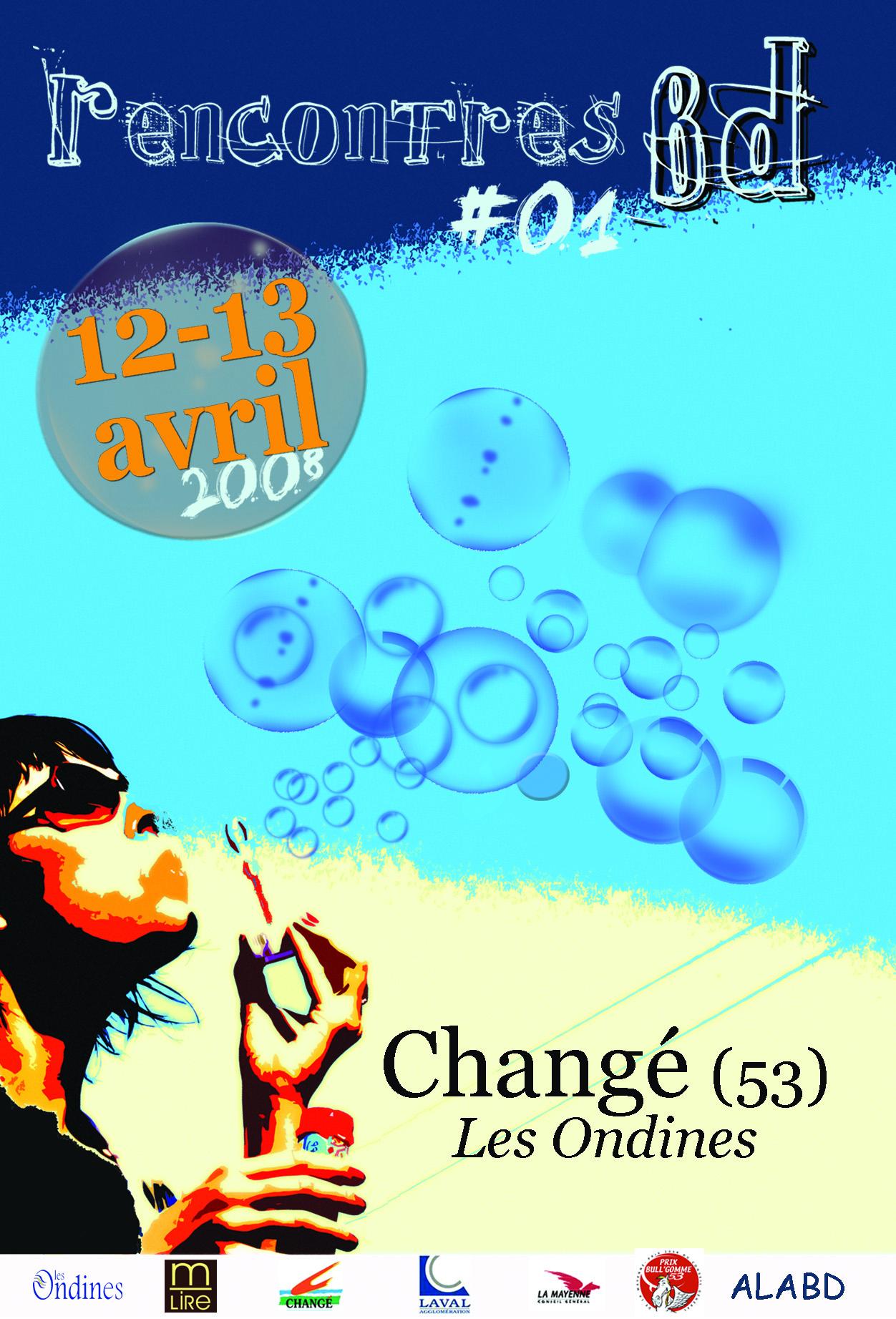 Rencontres bd change
