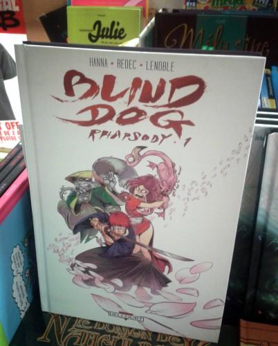 blind dog,hanna,redec,lenoble,delcourt,bandes dessinées,bd,geoffrey berain,m'lire
