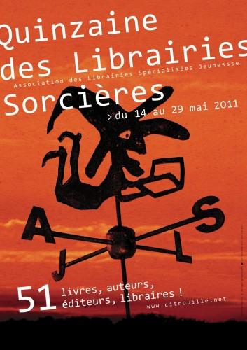 qls 2011, quinzaine librairies sorcières, mlire
